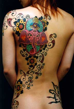 Japanese Tattoo Art – History and Transitions tattoo art